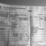Pengalaman Servis TV LG di Yogyakarta