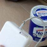 Memperbaiki Kabel Adaptor MacBook Yang Mengelupas